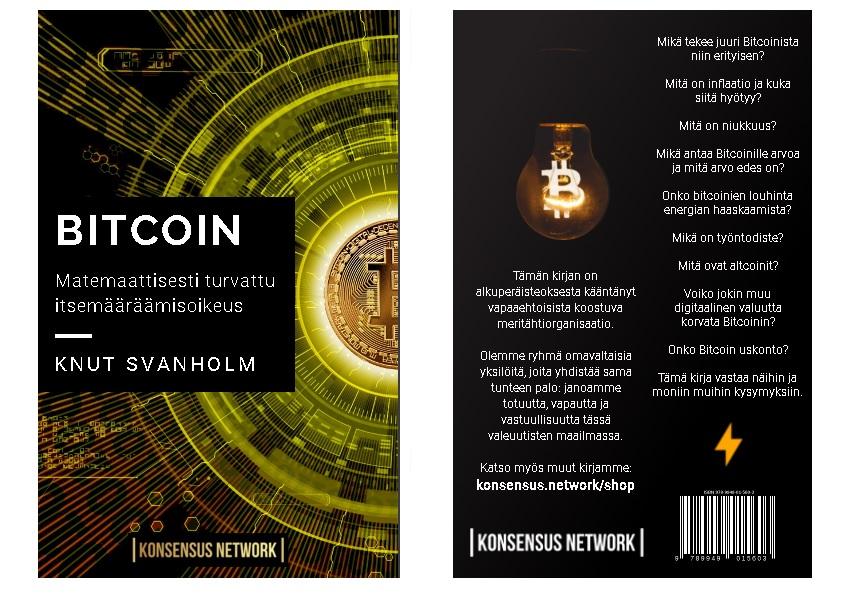 bitcoin - matemaattisesti turvattu itsemääräämisoikeus